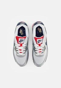Nike Sportswear - AIR MAX - Zapatillas - white, dark blue - 3
