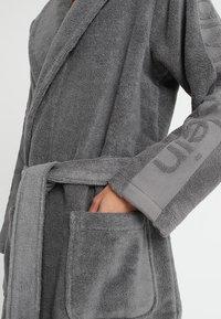 Calvin Klein Underwear - ROBE - Dressing gown - grey - 5