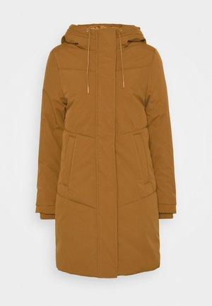 SKY - Winter coat - rust brown