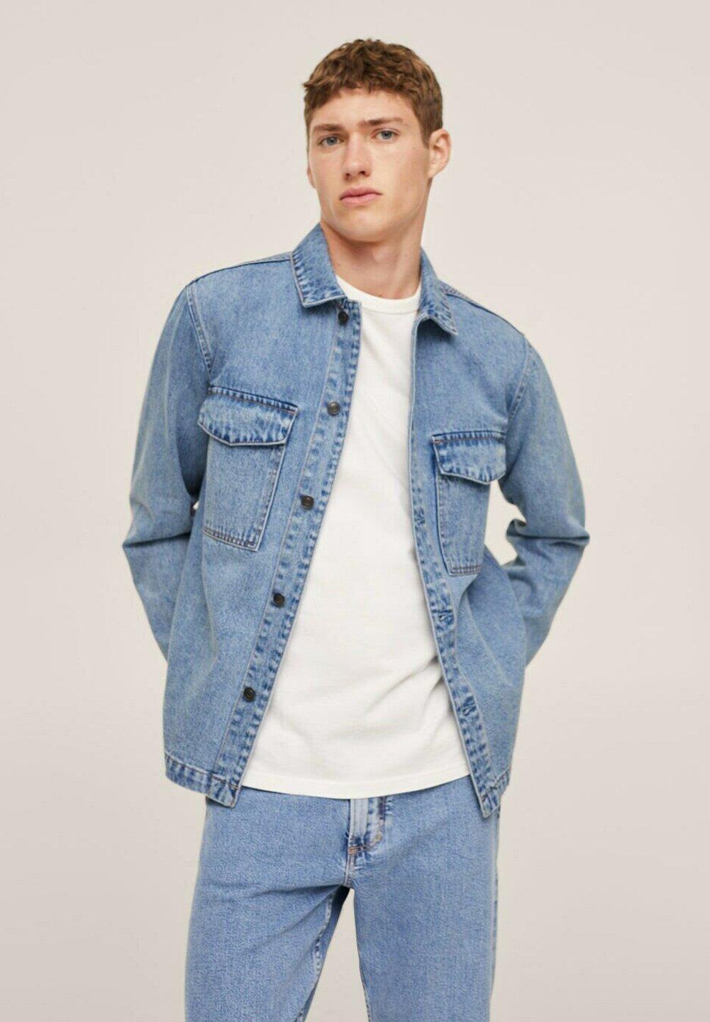 Uomo JOHN - Giacca di jeans