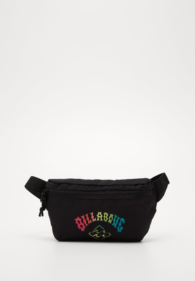 CACHE BUM BAG - Ledvinka - black neon