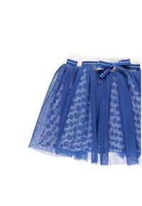 Boboli - A-line skirt - blue - 2