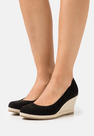 COURT SHOE - Kiler - black