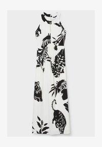 C&A Premium - Jupe - Maxi dress - white / black - 3