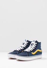Vans - Sneaker high - dress blues/gibraltar sea/sulphur - 2