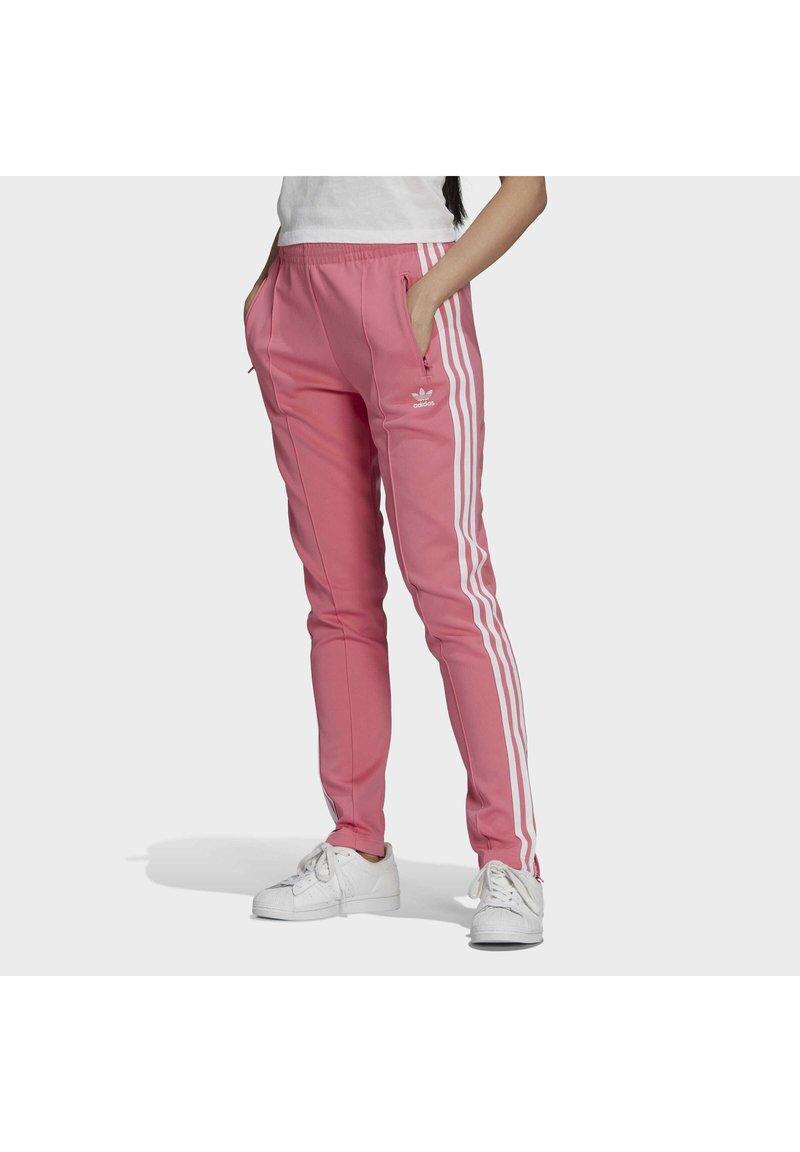 adidas Originals - PANTS - Tracksuit bottoms - rose tone