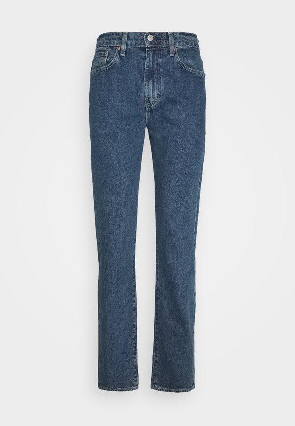 Levi's® 502™ TAPER - Jeansy Straight Leg - stonewash stretch t2/niebieski denim Odzież Męska EHQD