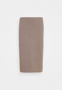 Part Two - TAMIKA - Pencil skirt - brown - 3