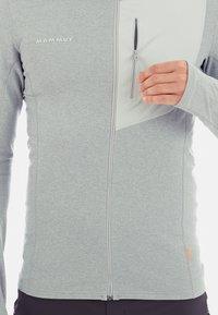 Mammut - ACONCAGUA - Training jacket - grey - 2