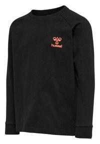 Hummel - HMLACTION - Sweatshirt - black fiesta - 2