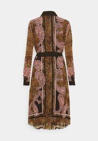 Liu Jo Jeans - ABITO LUNGO - Shirt dress - camel - 1