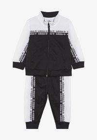 adidas Originals - TRACKSUIT - Veste de survêtement - black/white - 3