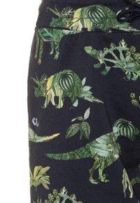 Paul Smith Junior - AMARIN - Teplákové kalhoty - navy - 2