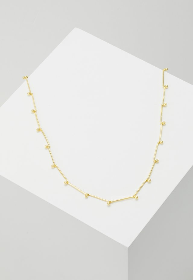 COLLAR AURORA - Collana - gold-coloured