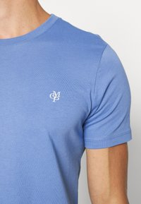 Marc O'Polo - SHORT SLEEVE COLLA - Basic T-shirt - riviera - 5