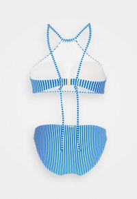 O'Neill - CALI RITA FIXED SET - Bikini - blue/white - 8