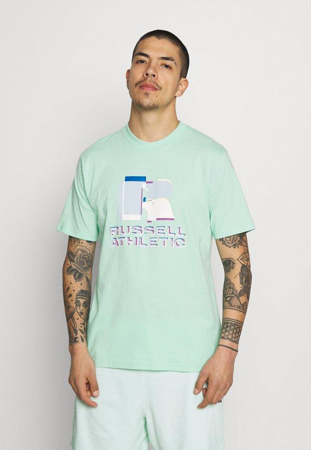 JUSTICE - T-shirt print - lichen
