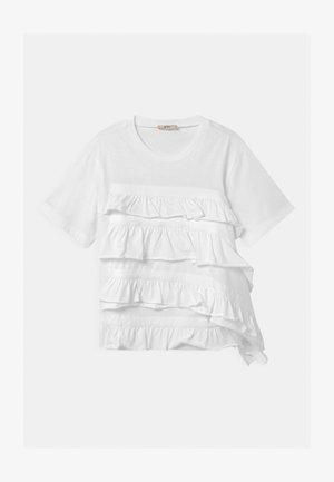 MAGLIETTA UNISEX - T-shirt print - white