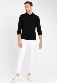 PROFUOMO - PROFUOMO - Polo shirt - black - 1