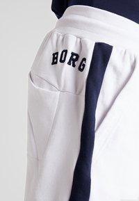 Björn Borg - EDDY SHORTS - Sports shorts - brilliant white - 4