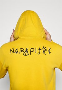 Napapijri The Tribe - YOIK UNISEX - Luvtröja - yellow solar - 4