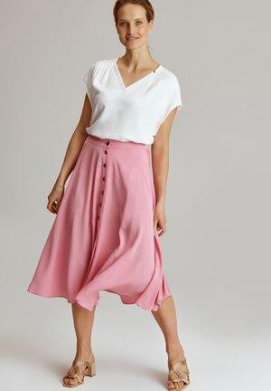 WESPA - Áčková sukně - pink
