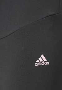 adidas Performance - LINEAR SPORTS ESSENTIALS LEGGINGS FITTED - Leggings - mottled grey - 2