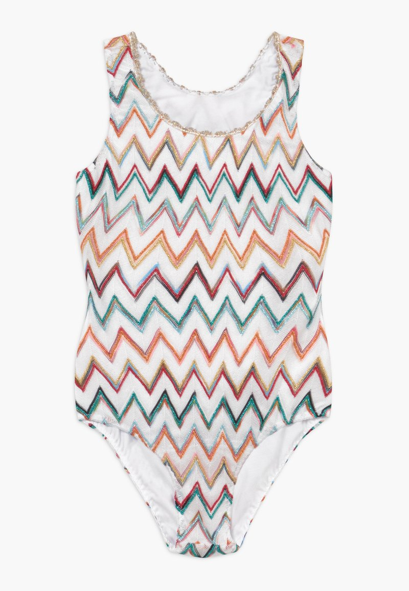 Missoni Kids - Plavky - white