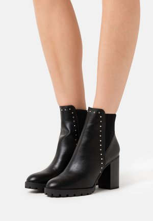 MATILDA - High heeled ankle boots - black
