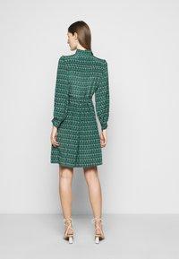 WEEKEND MaxMara - VERBAS - Denní šaty - dark green - 2