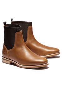 Timberland - SOMERS FALLS CHELSEA - Boots - rust full grain - 1