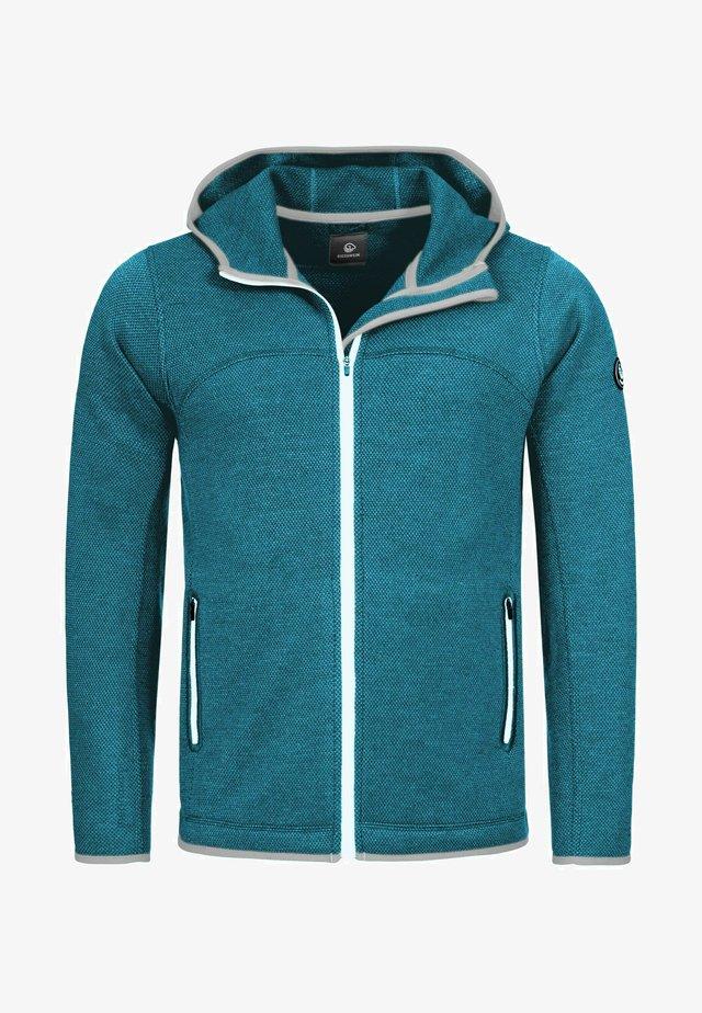 SVEN - Light jacket - cyanblau