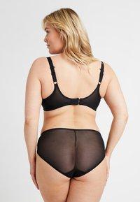 Elomi - MATILDA PLUNGE BRA - Underwired bra - black - 2