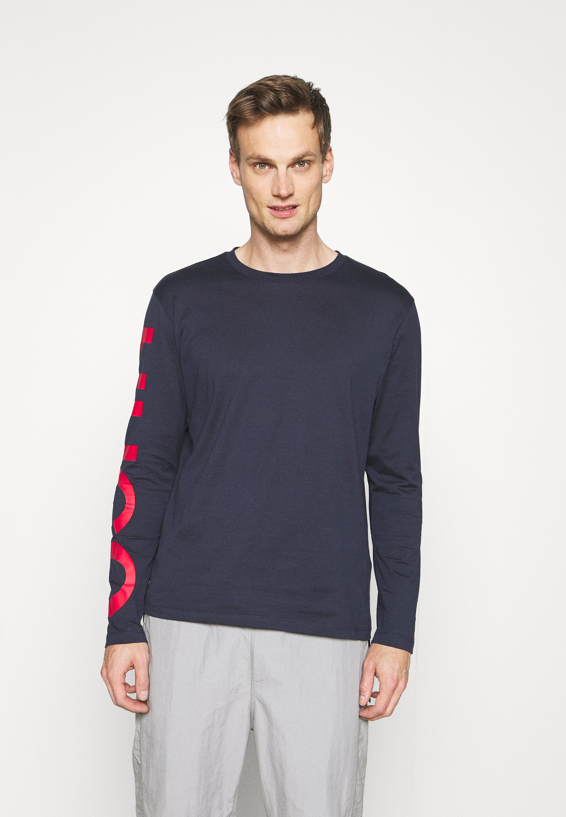 Homme DEMEOS - T-shirt à manches longues