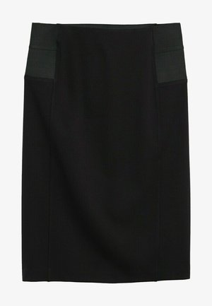 CHOP - A-line skirt - black