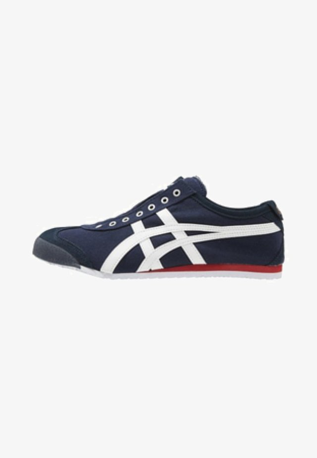 MEXICO - Sneakers basse - navy/off-white