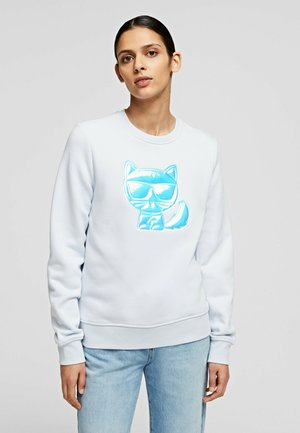IKONIK BALLOON CHOUPETTE  - Sweatshirt - artic ice