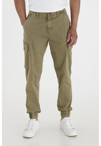 Blend - Cargo trousers - martini olive - 0