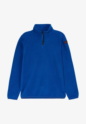 HALFZIP  - Fleece trui - surf blue