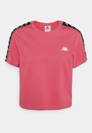 INULA - Printtipaita - pink