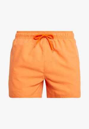 OFFSET VOLLEY - Swimming shorts - bright orange