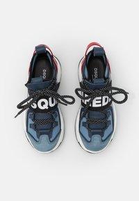 Dsquared2 - UNISEX - Trainers - blue - 3