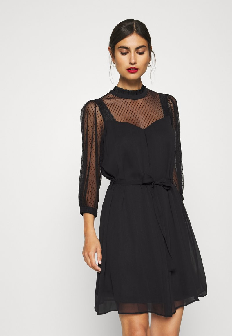 NAF NAF - BLACKIE - Cocktail dress / Party dress - noir