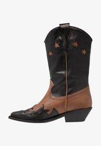 Bianca Di - Cowboy/Biker boots - rock - 1