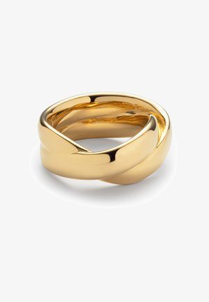 HORIZON WAVES DUO  - Ring - gold