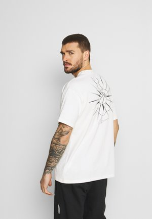 TEE - Print T-shirt - pure