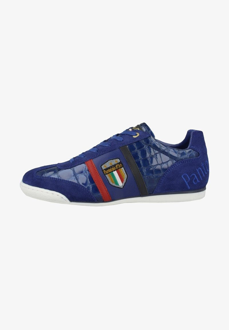 Pantofola d'Oro - FORTEZZA  LOW - Sneakers laag - olympian blue