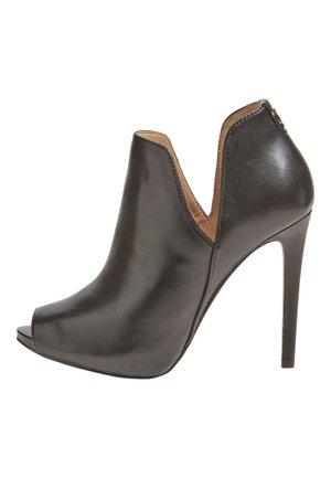 AUBRY  - Peeptoe heels - schwarz