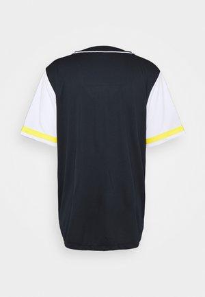 COLLEGE BASEBALL SHIRT - Shirt - navy
