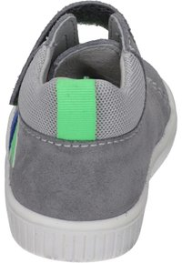 Richter - Touch-strap shoes - stone/flint/new green - 2